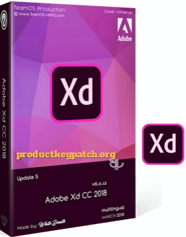 Adobe XD CC 28.5.12 Crack & Latest Version (Mac+Win) 2020 Free