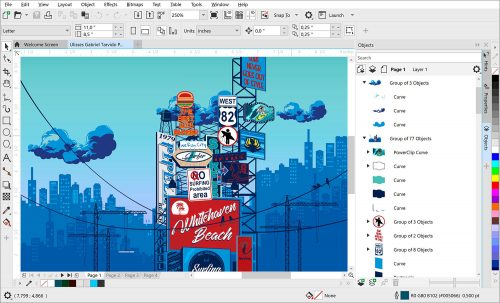 CorelDRAW 2020 Crack With Serial Keygen {Mac} Free Download