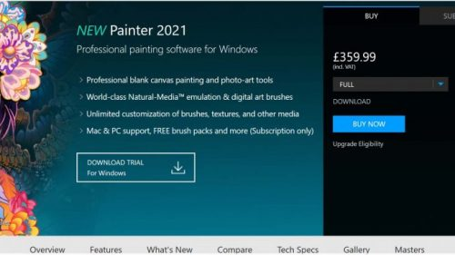 Corel Painter 2021 21.0.0.211 Crack & License Key Free [Torrent]