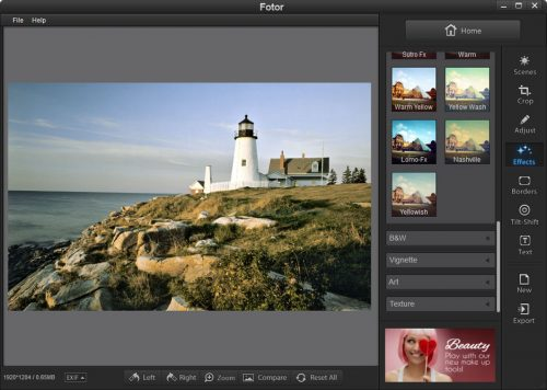 Fotor for Windows 3.6.3 Crack Full License Key 2020