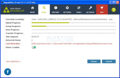 RogueKiller 14.7.1.0 Crack Full Version + License Key 2020