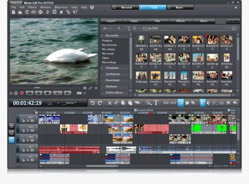MAGIX Movie Edit Pro 2021 20.0.1.65 Crack & License Key Free [Torrent]
